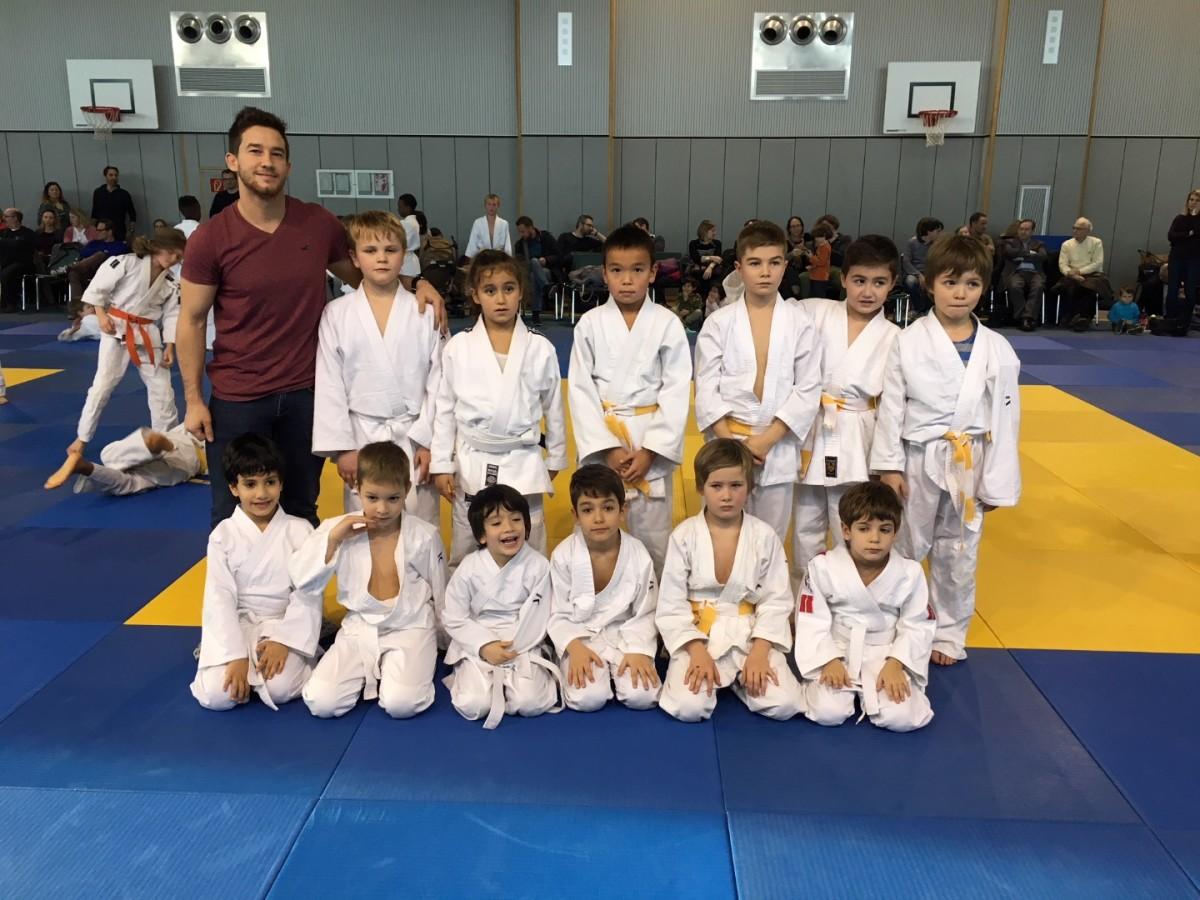 Mini Judo Dudelange 2018