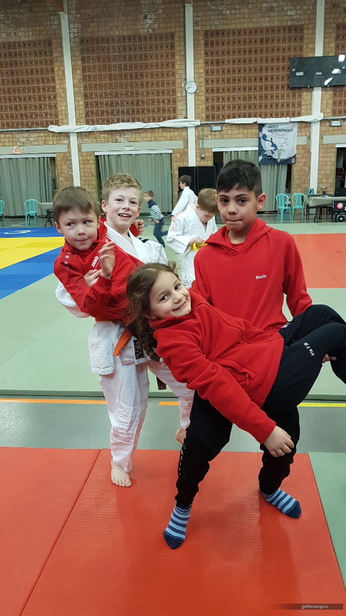 Judo Herenthout [31 mars 18]
