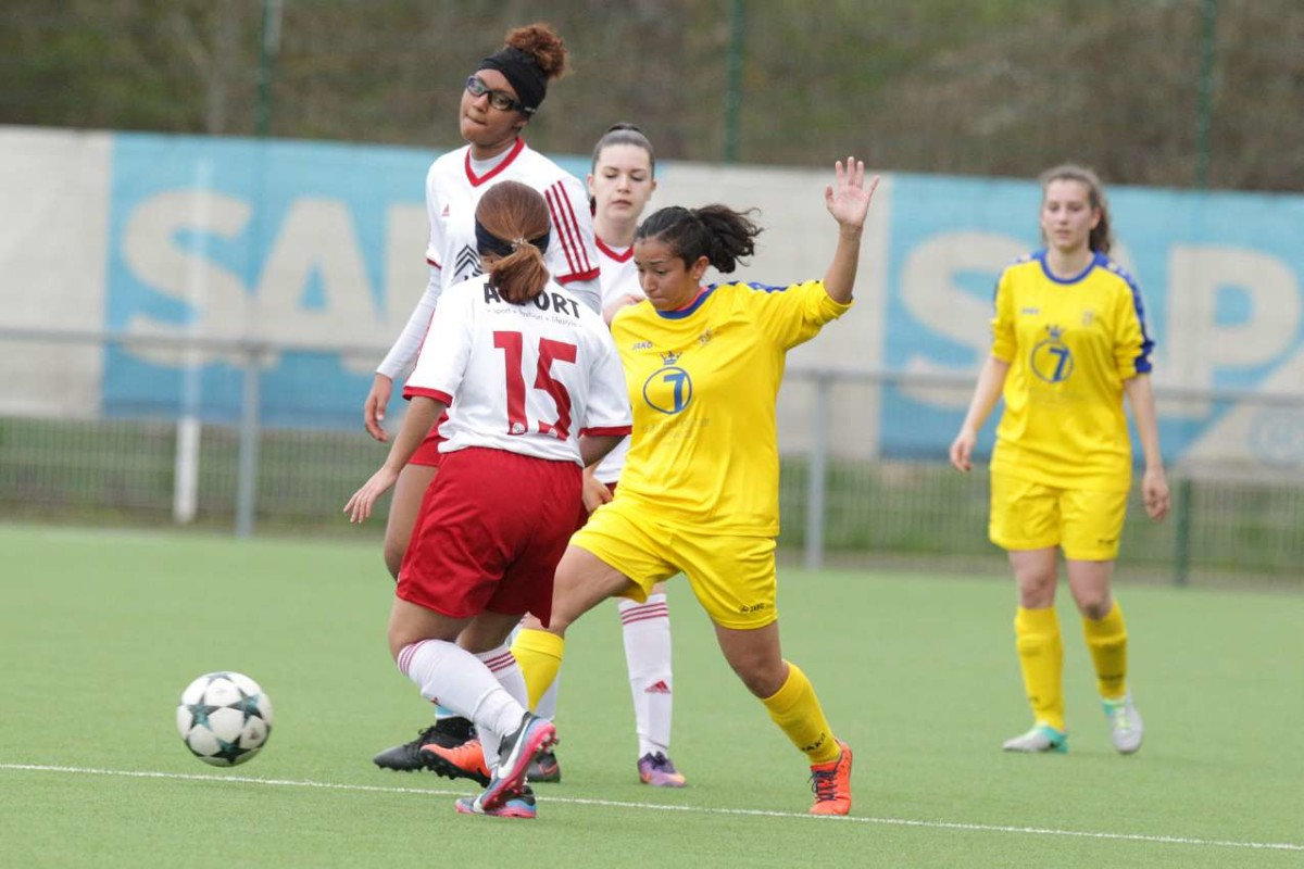 CS FOLA DAMES 2 - SPORTING BERTRANGE