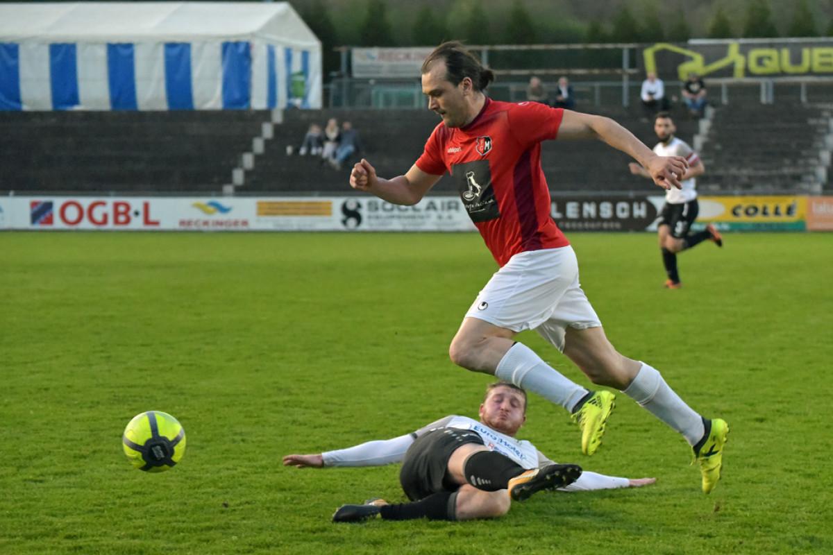 FC Mondercange - Jeunesse Junglinster 0:1