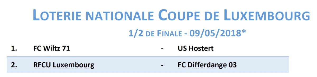 RFCU LUXEMBOURG - FC DIFFERDANGE 03