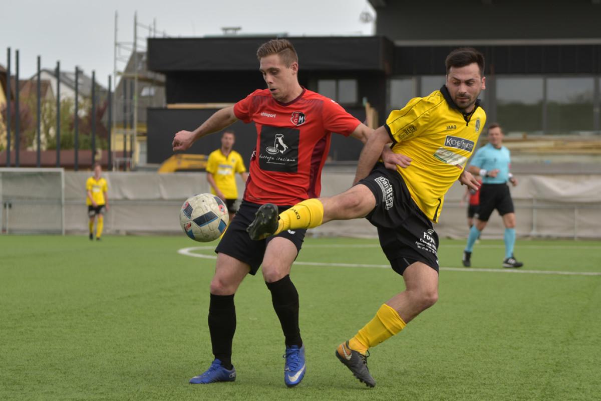 Yellow Boys Weiler-la-Tour - FC Mondercange 3:1