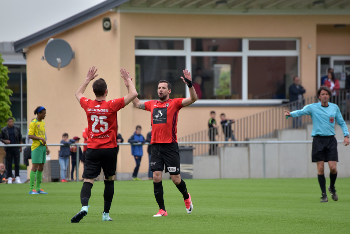 FC Schifflange 95 - FC Mondercange 0:10