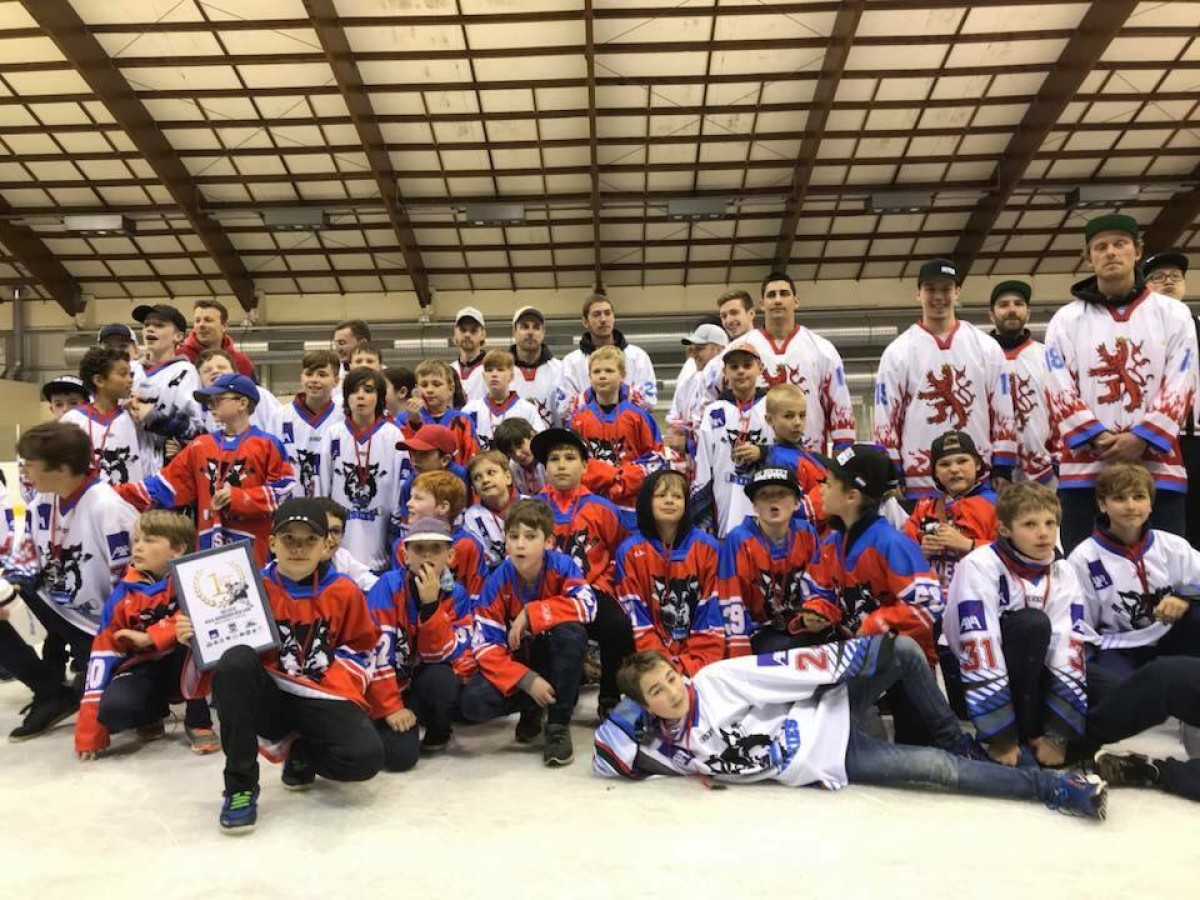 AXA Huskies Ice Cup 2018