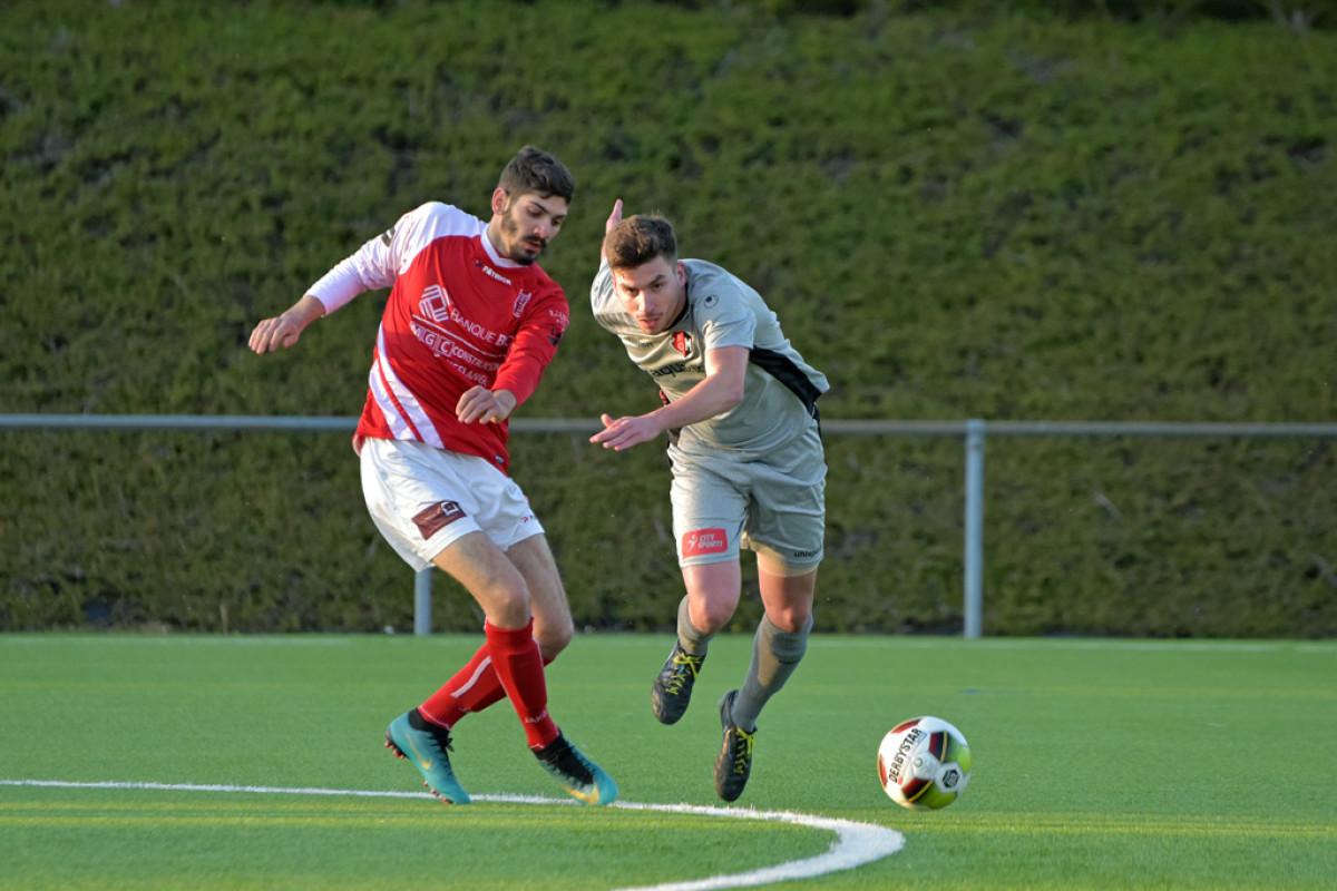 FC Mondercange II - Union 05 Kayl/Tétange 3:1