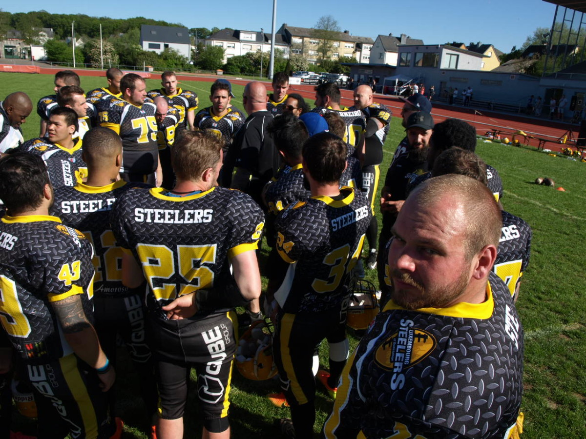 Steelers v/s Wolfpack