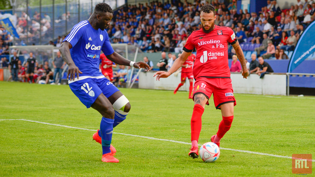 Racing Luxembourg -FCD03  1 - 0