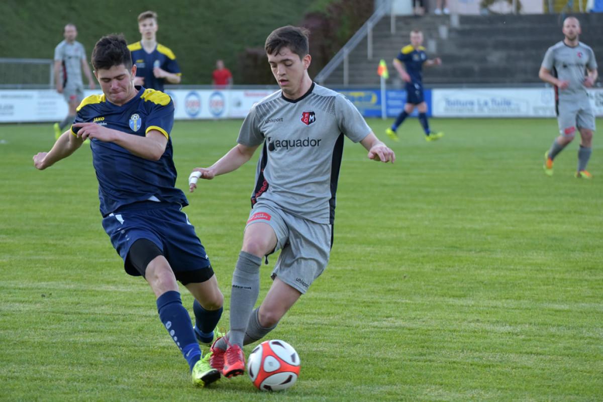 FC Mondercange II - FC The Belval Belvaux II 0:3