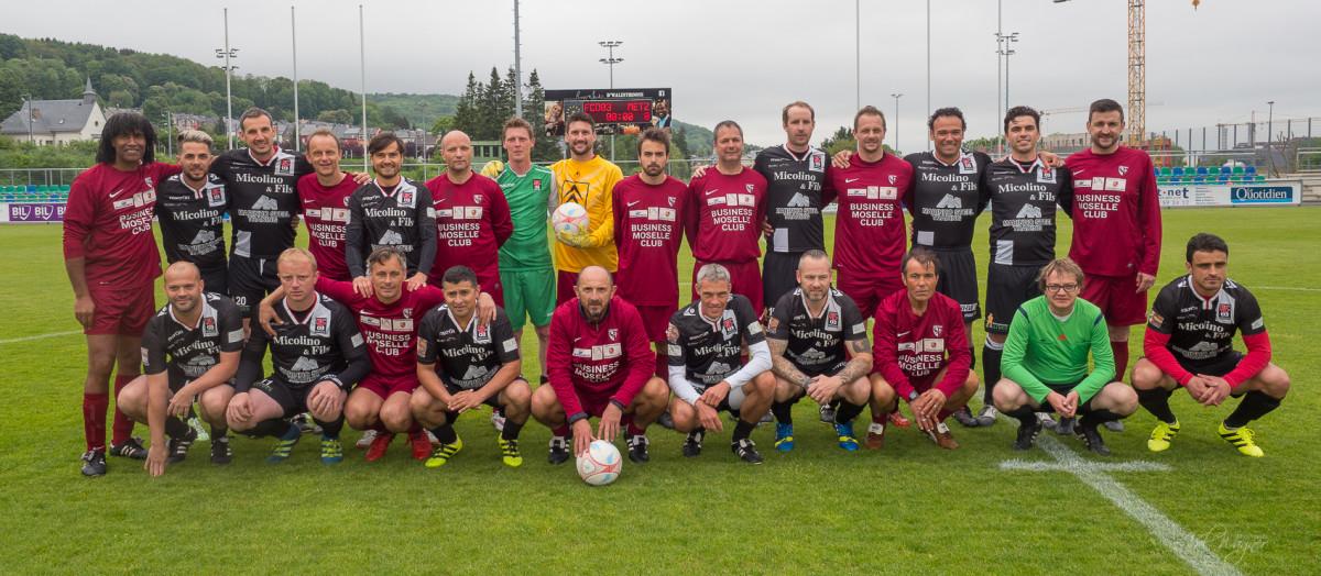Match de Gala Les Anciens du FCD03 vs. Les Anciens du FC Metz