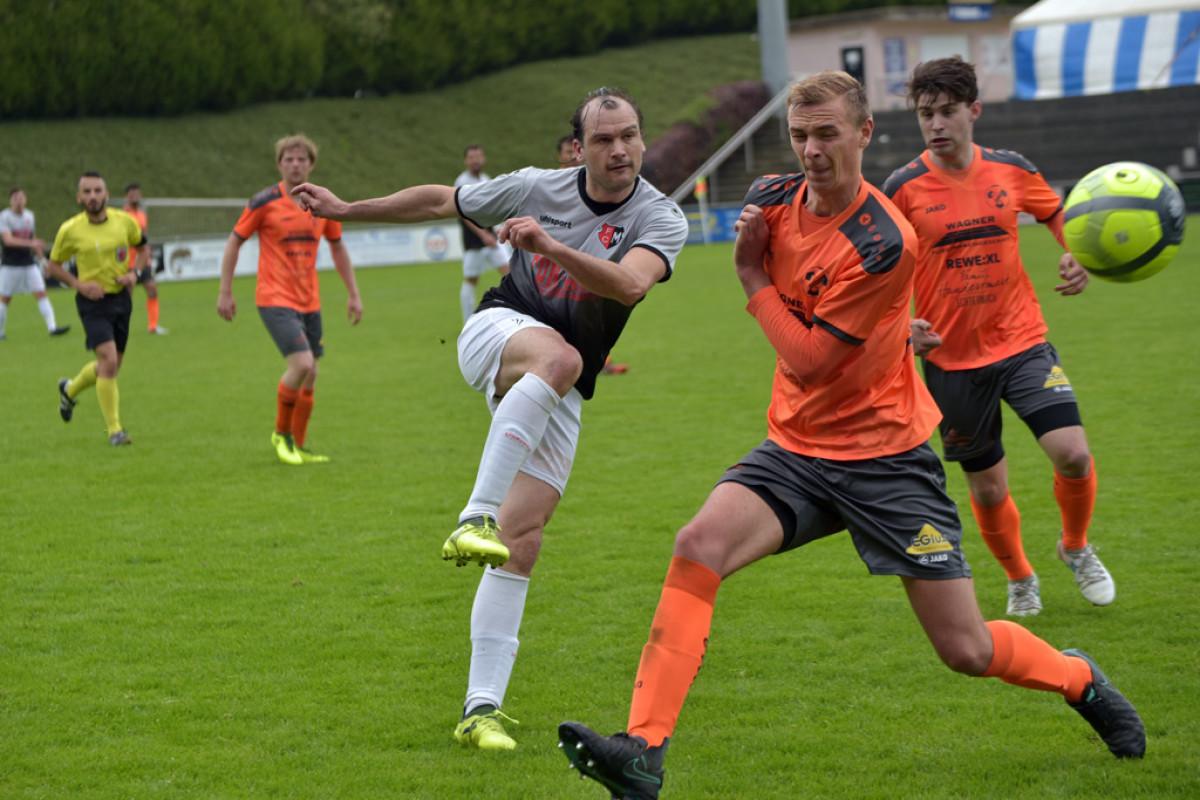 FC Mondercange - FC Berdenia Berbourg 3:1