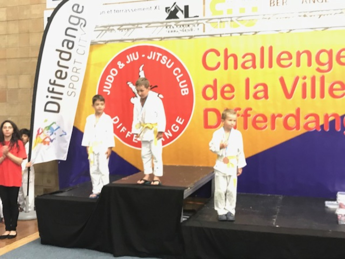 Int. Jugendturnier in Differdange