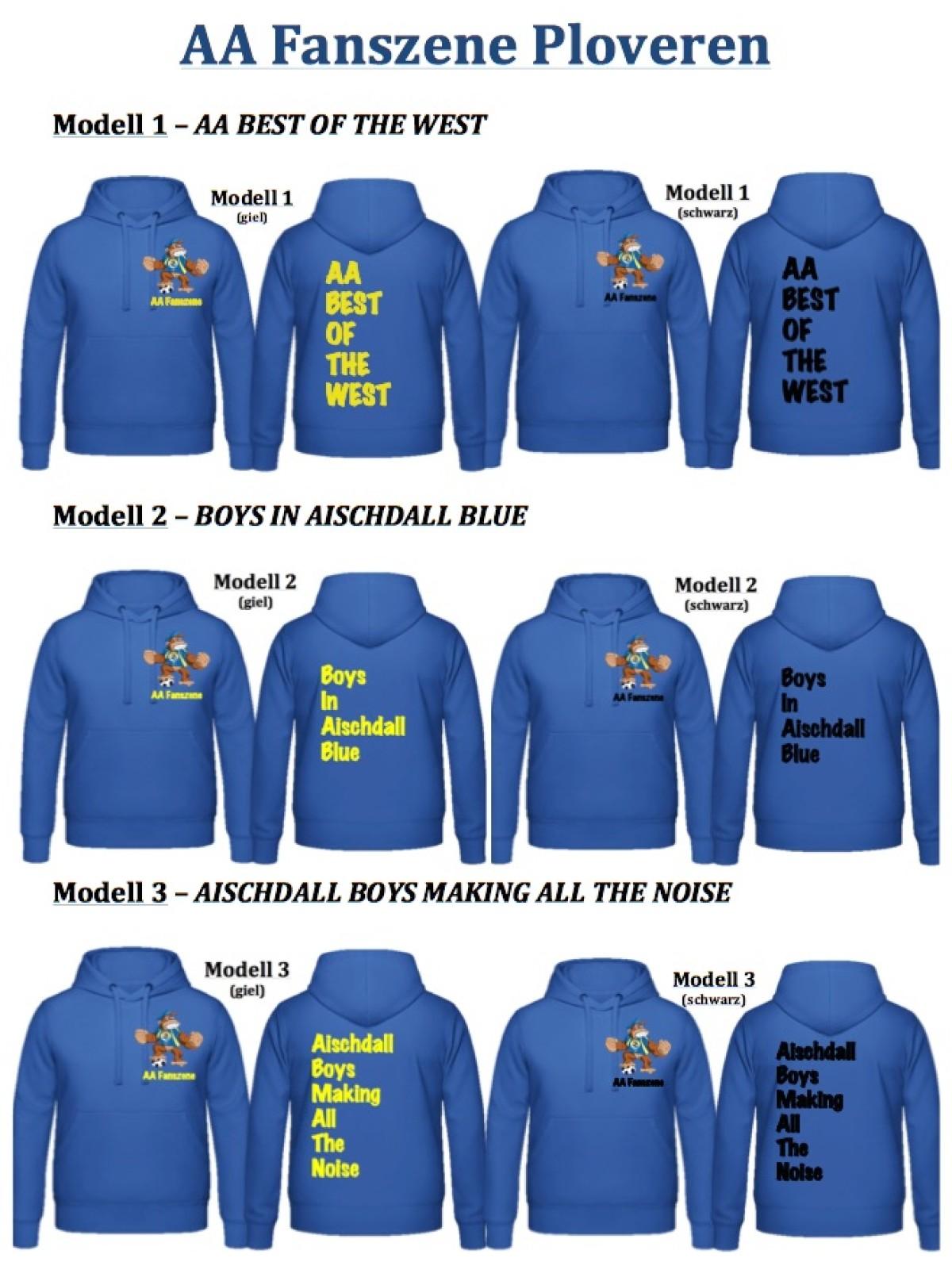 Merchandise AA-Fanszene