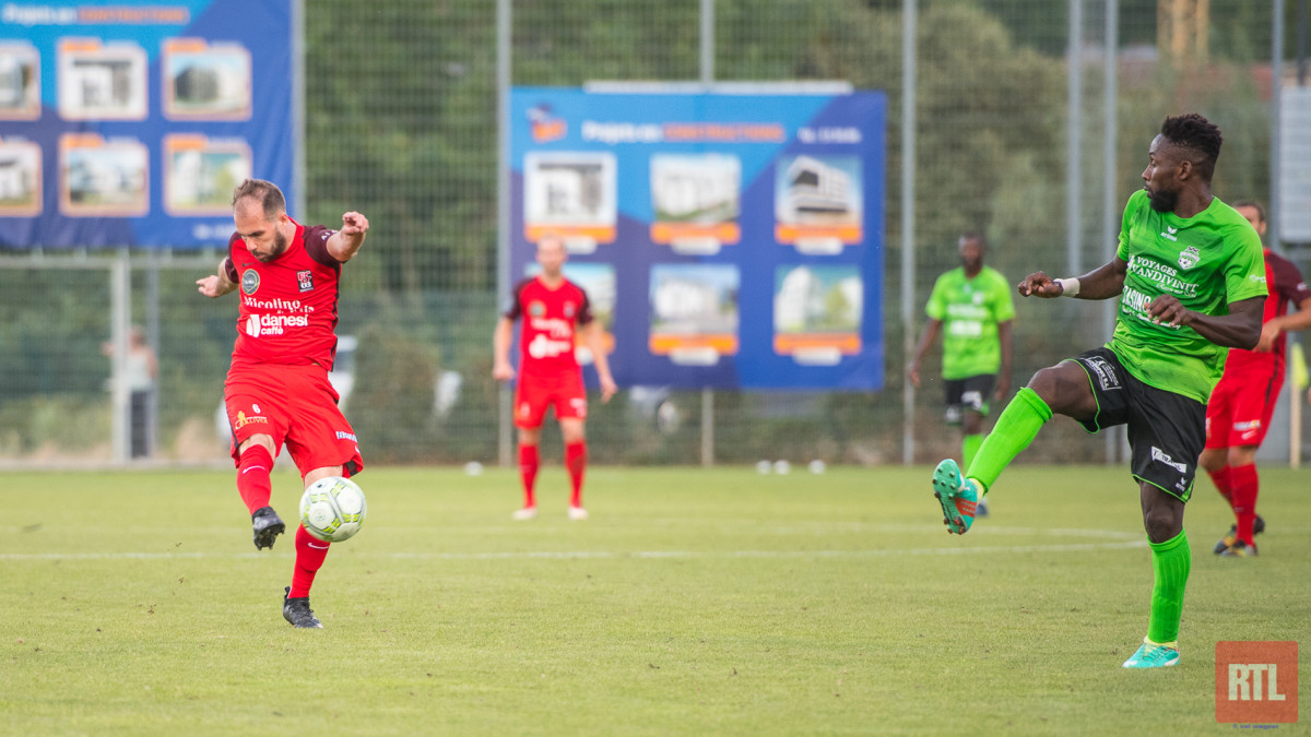 FCD03 - MONDORF 2 - 0