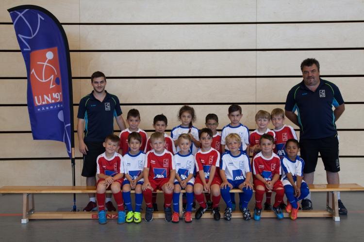 Bambinis Saison 2015-16