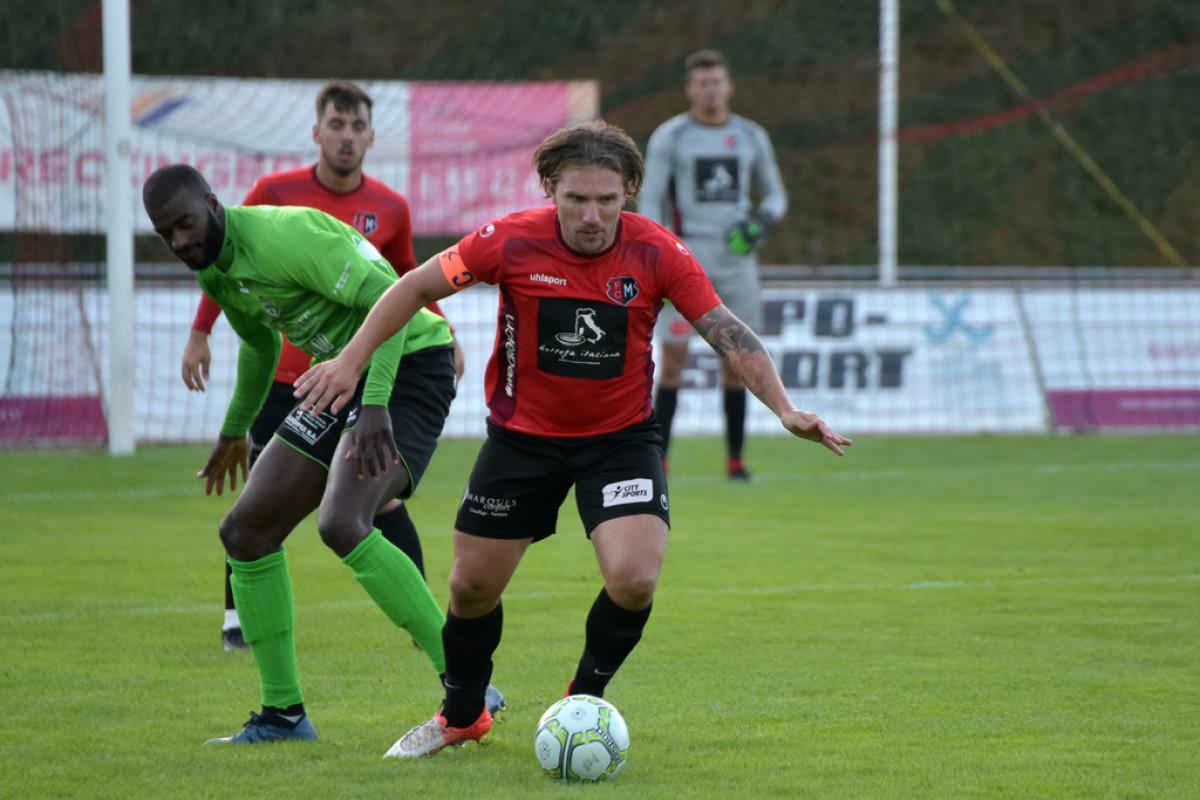FC Mondercange - US Mondorf 3:7