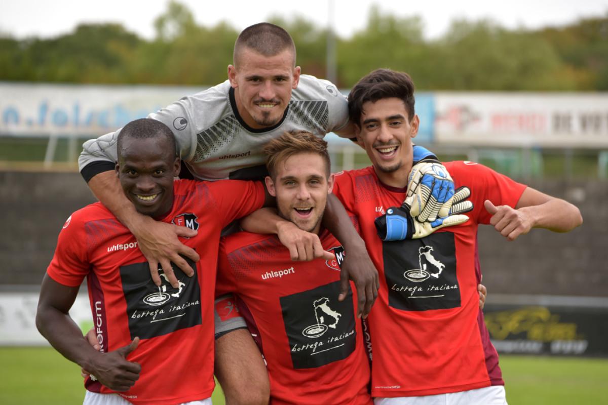 FC Mondercange - FC Berdenia Berbourg 1:0