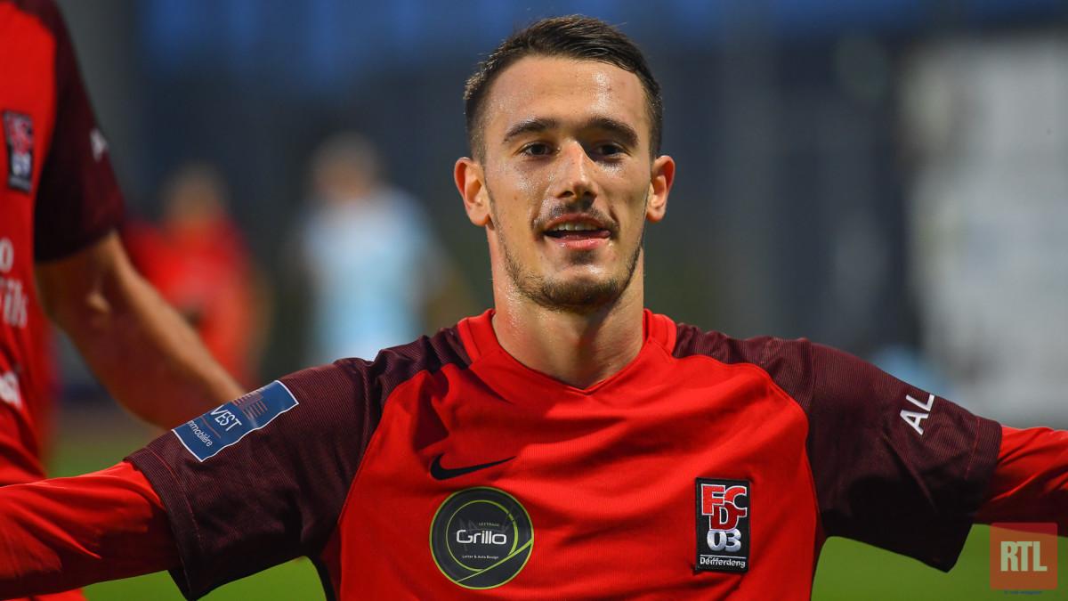 Edvin Muratovic  1 - 0 FCD03 - Racing
