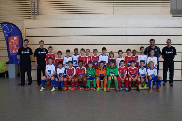 Poussins Saison 2015-16