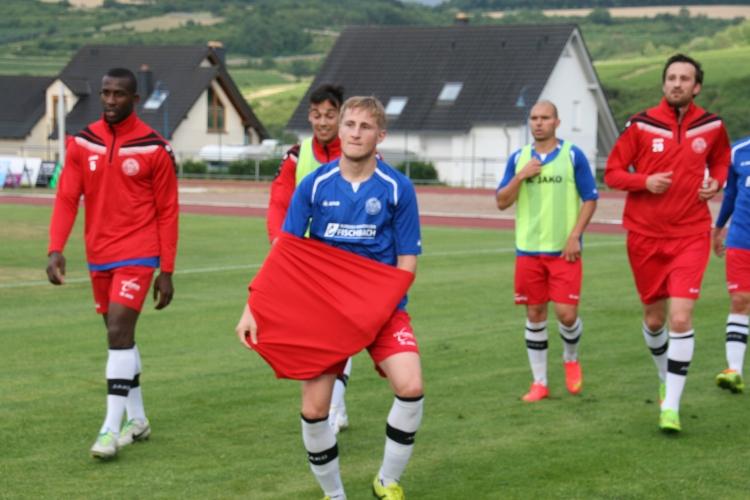 Seniors 1: SV Wittlich(D)- UNA (11.07.2015)
