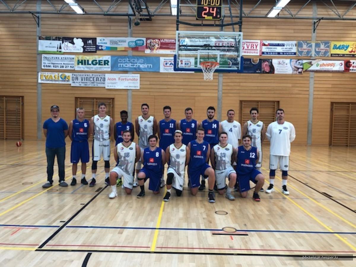 Frëndschaftsmatch Telstar Hesper vs. Future Sports Meckenheim
