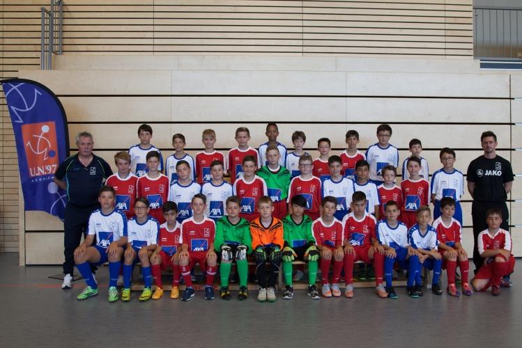 Minimes Saison 2015-16