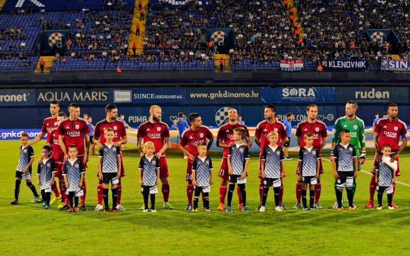 DINAMO ZAGREB-CS FOLA 1 - 1