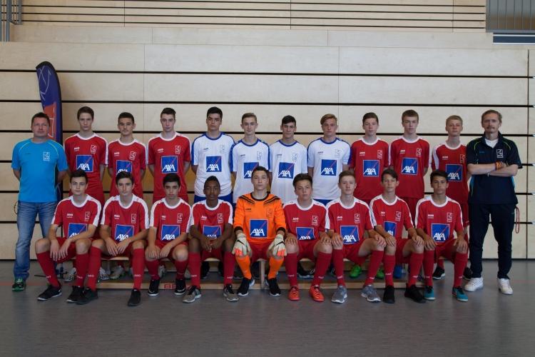 Cadets Saison 2015-16