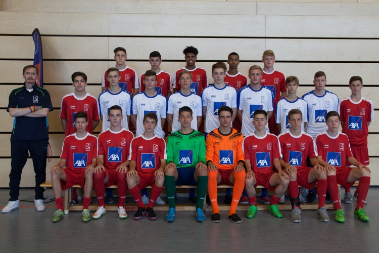 Juniors Saison 2015-16
