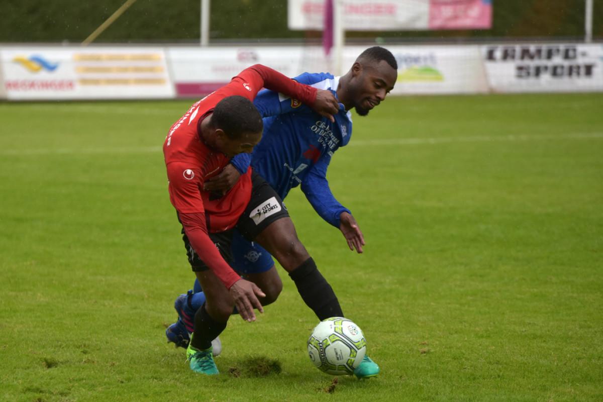 FC Mondercange - US Esch 0:1
