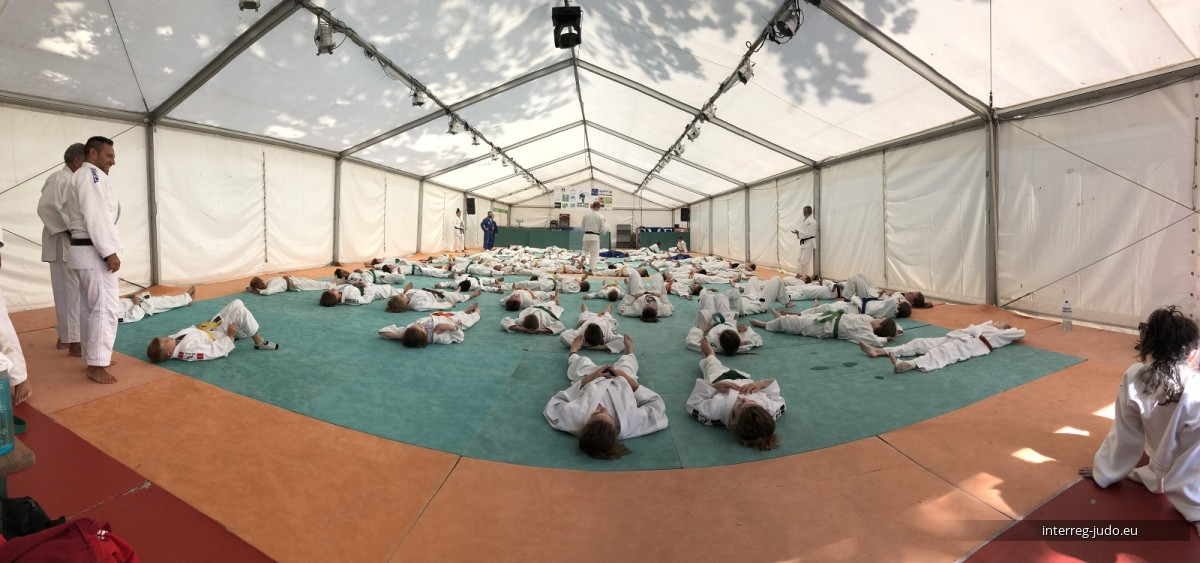 International Judo Training Camp Langatte 14-16.09.2018