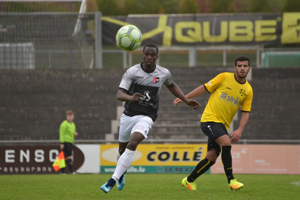 FC Mondercange - Union Remich/Bous 5:0