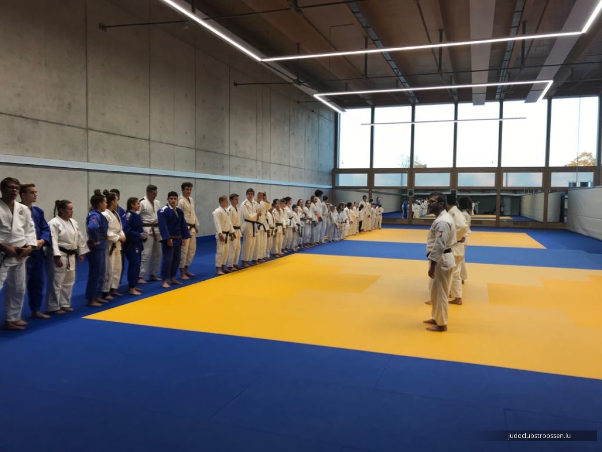 10.10.2018 - International Judo Meeting Strassen