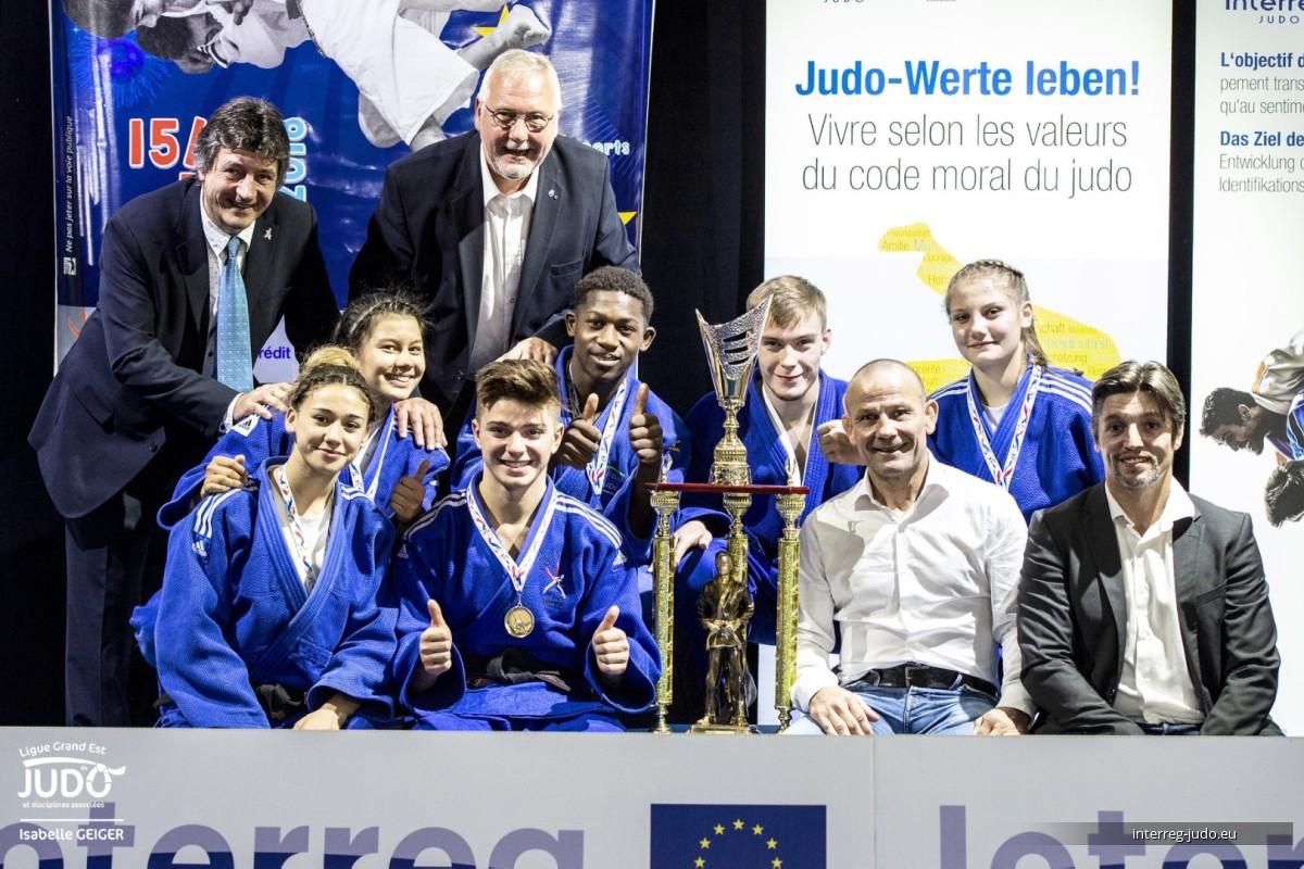 Cadet Interreg Judo Team Championships - 20.10.2018 Amnéville