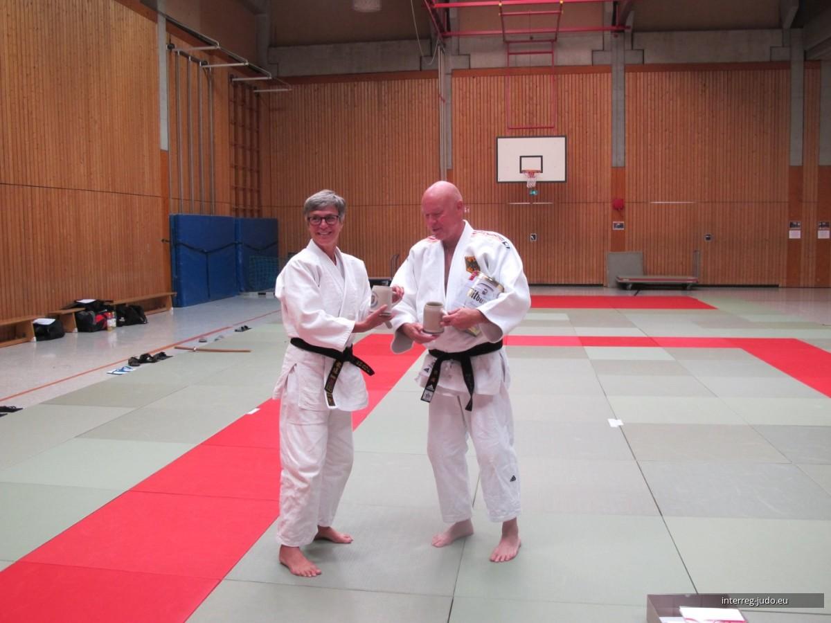 Kime-no-Kata Bitburg - Interreg Judo Symposium 20.10.2018