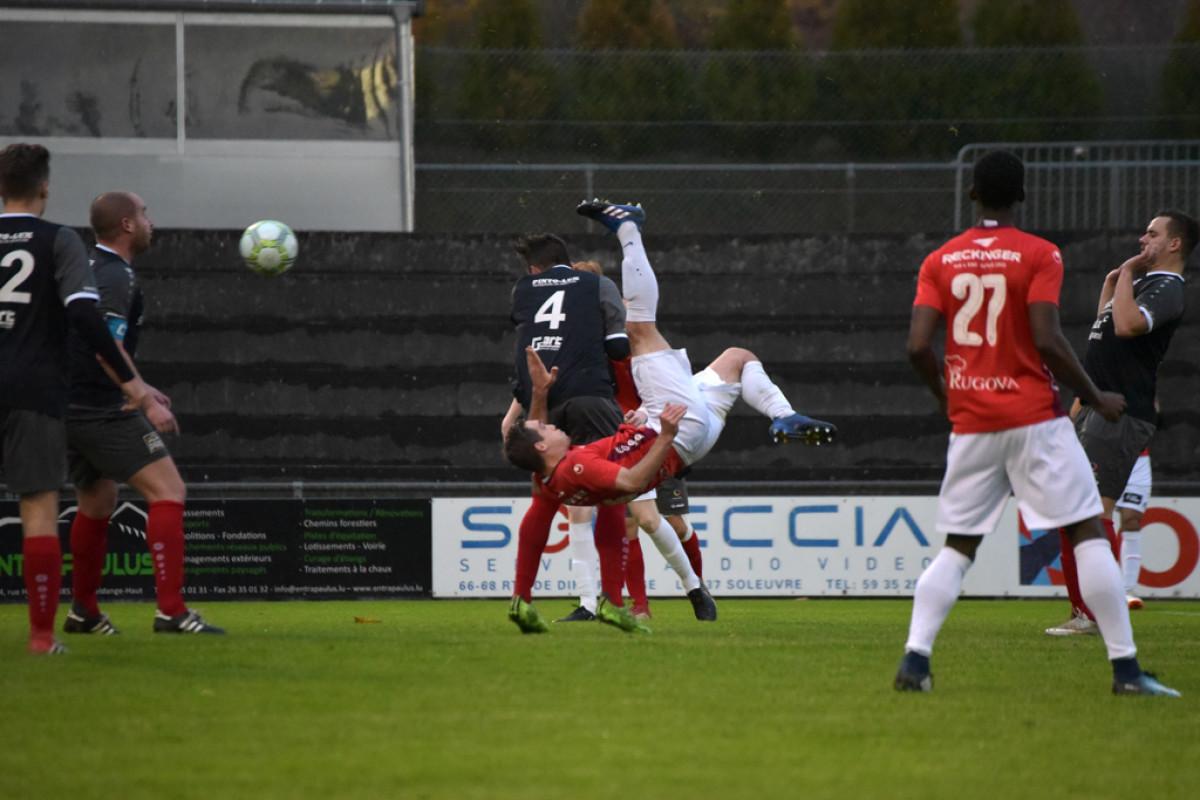 FC Mondercange - FC Red Boys Aspelt 11:0