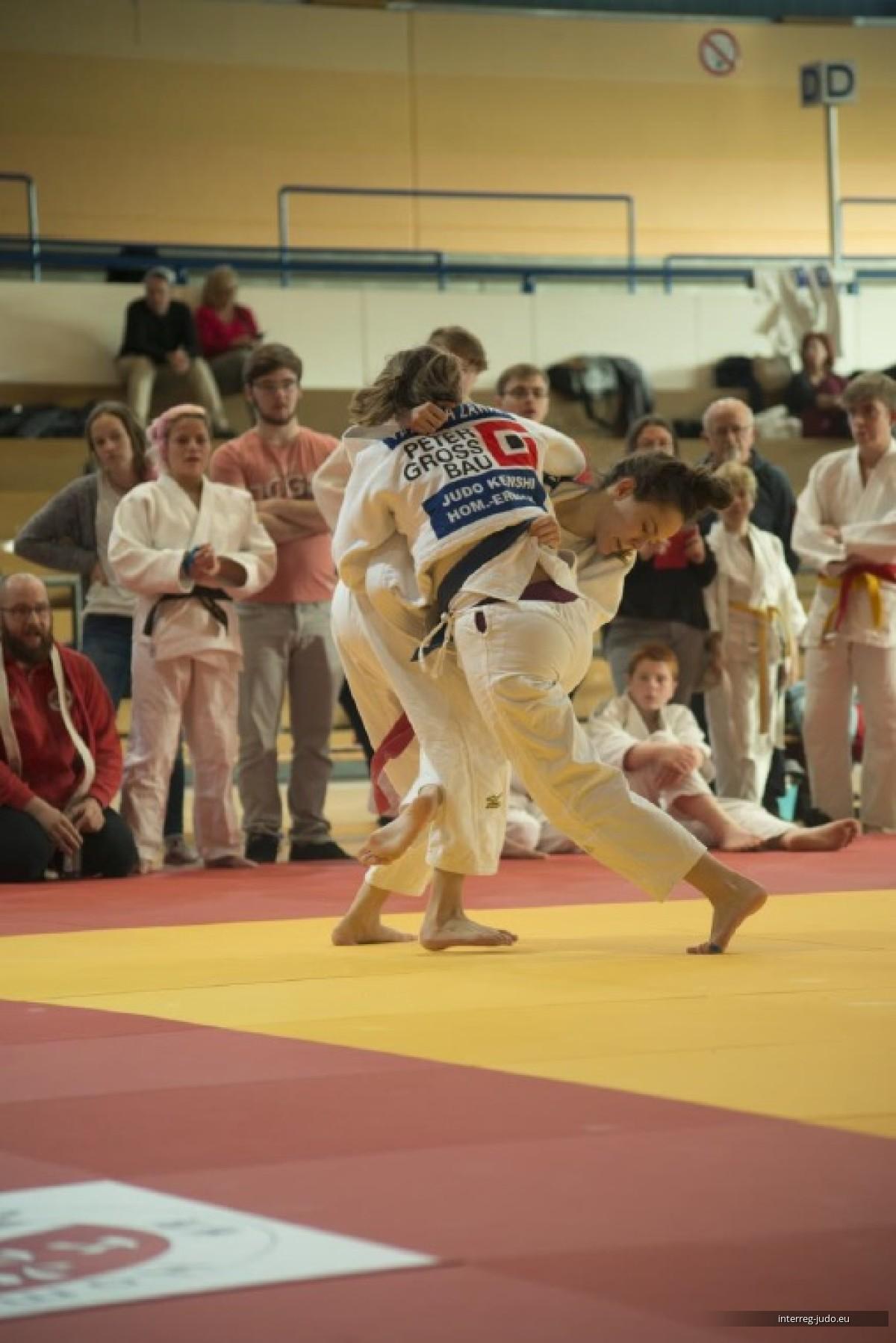 Fotos Interreg Judo Competition - 1. Lindenbaumturnier Homburg-Erbach