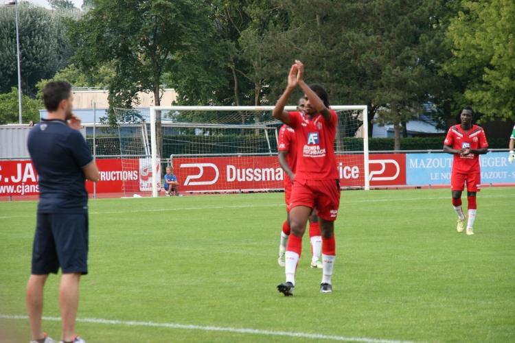 Seniors 1:  Etzella Ettelbruck - UNA (BGL Ligue - J2 -09.08.2015)