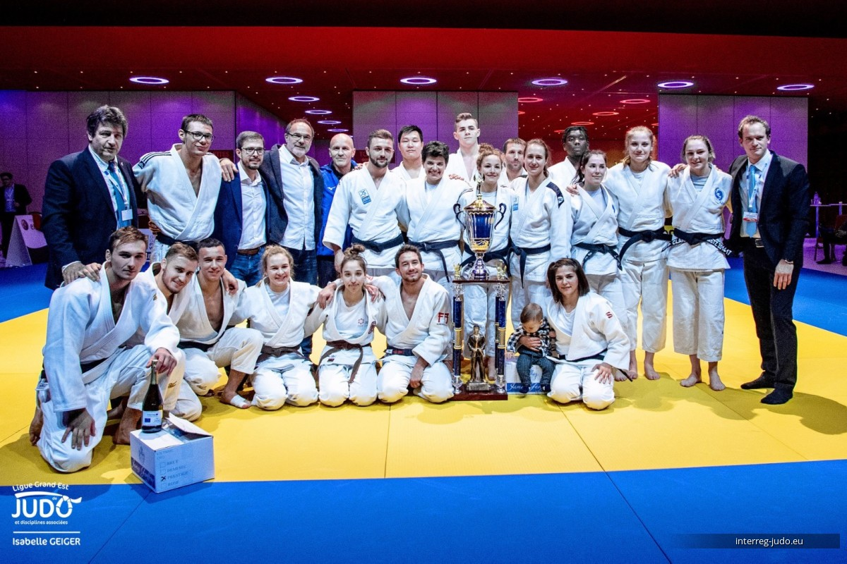 Senior Interreg Judo Team Championships 2018