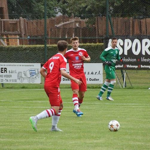 AS Wëntger - FC Kielen