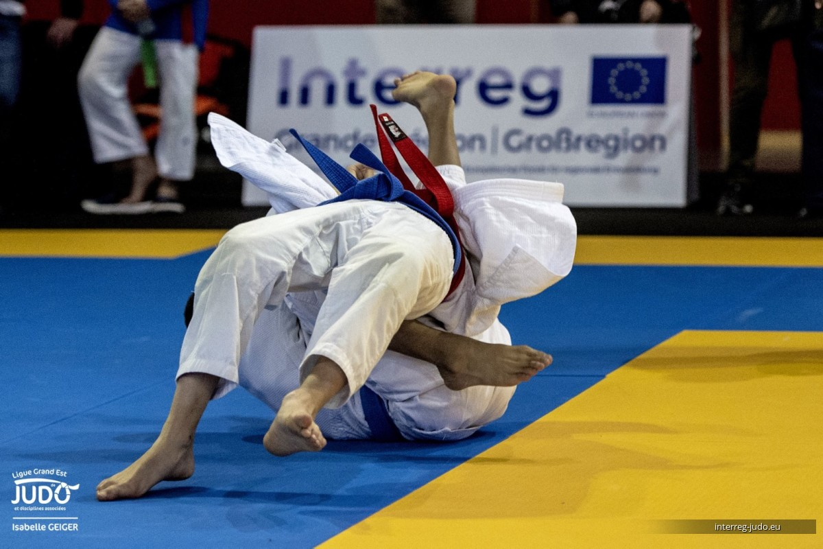 Interreg Judo Competition