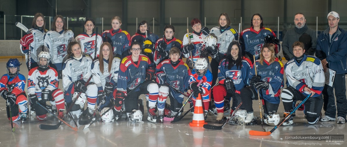 TORNADO LADYS TEAM LUXEMBOURG