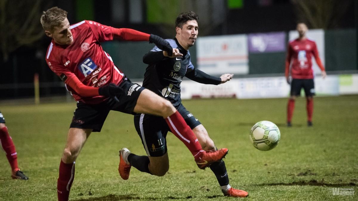 Stroosse went géint Déifferdeng mat 2 - 0