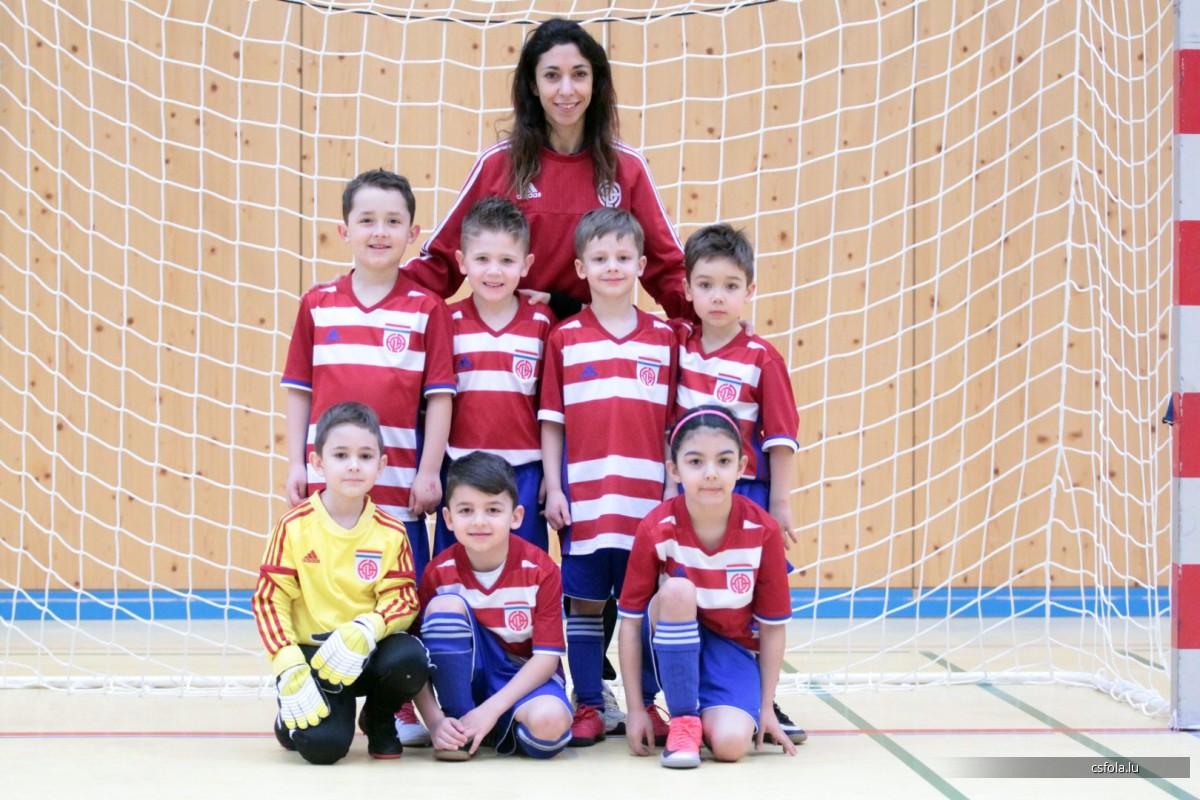 Cirelli-Cup Dudelange bambinis: bravo à nos jeunes