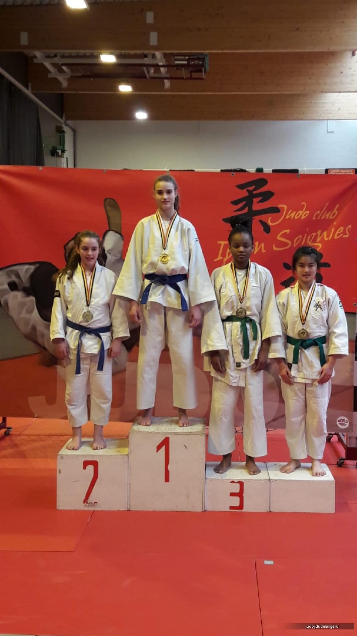 Grand Prix de Judo de Soignies 2019