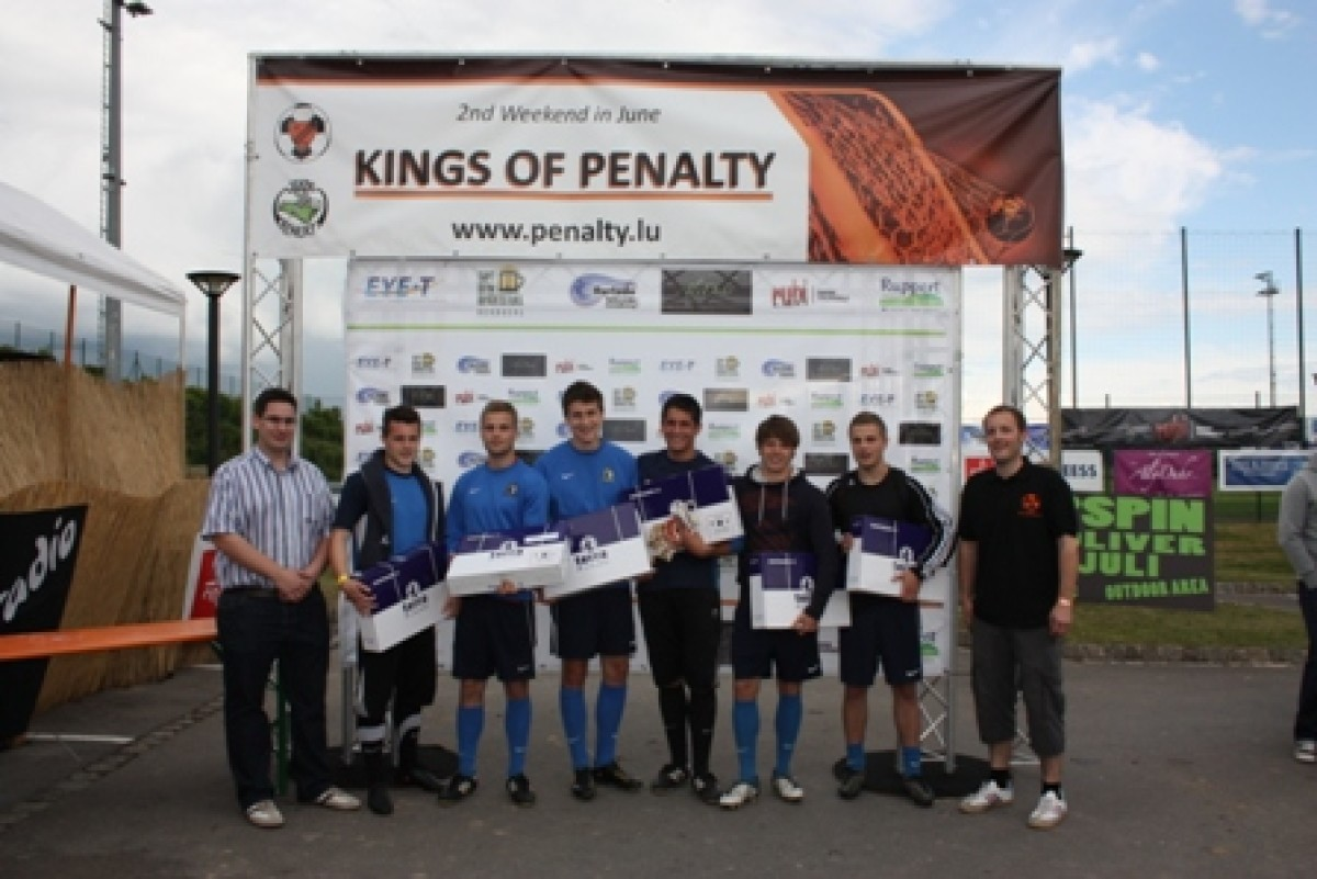 Kings of Penalty 2011
