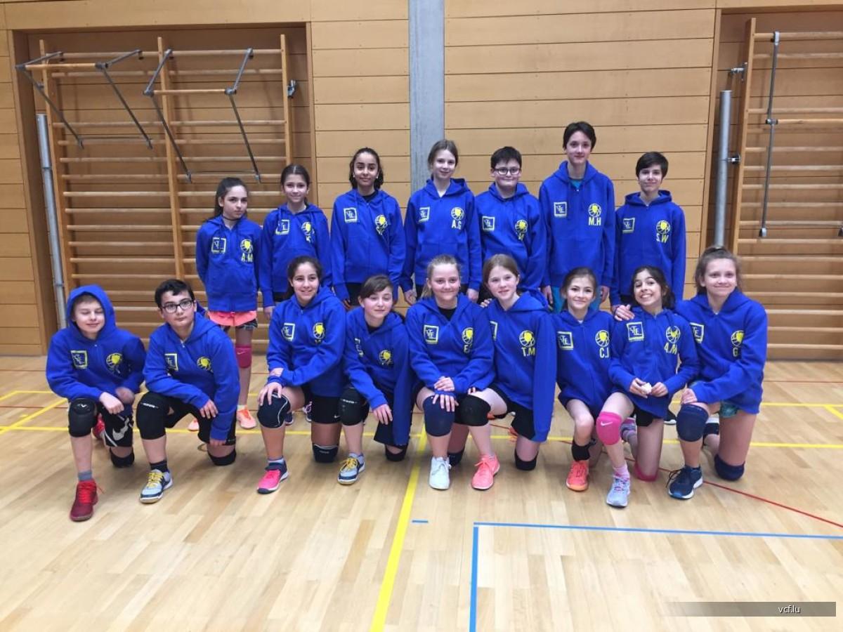 Equipes jeunes 2019