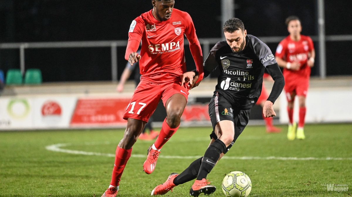 FCD03 - AS NANCY  0 - 2