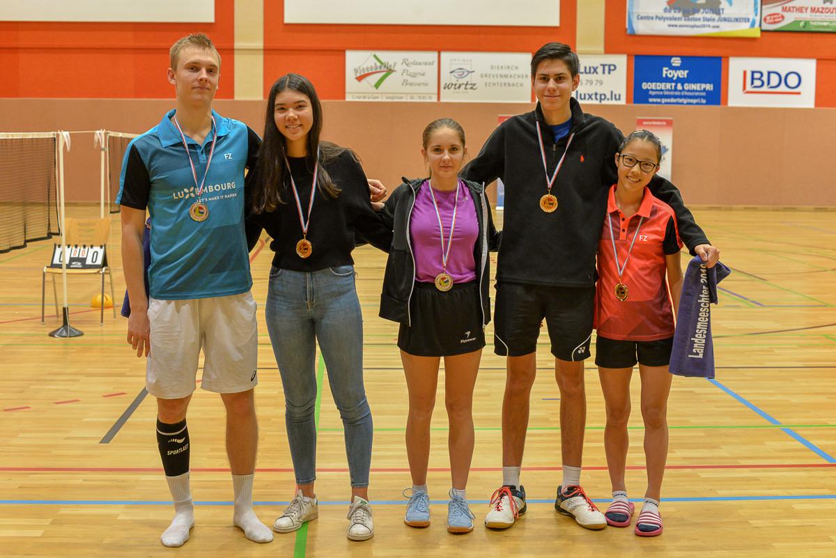 2019 Championnat national individuels Seniors
