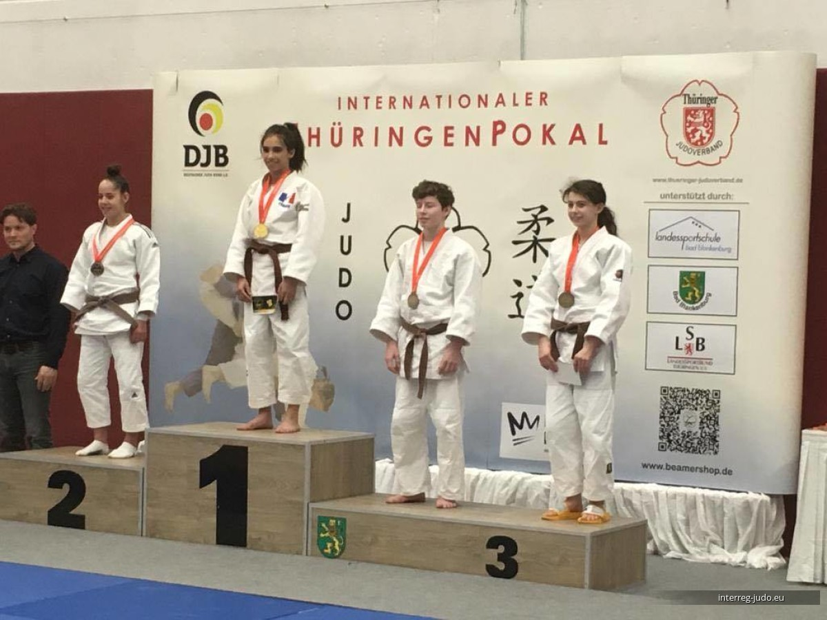 Pictures Interreg Judo Team - Bremen & Bad Blankenburg 2019