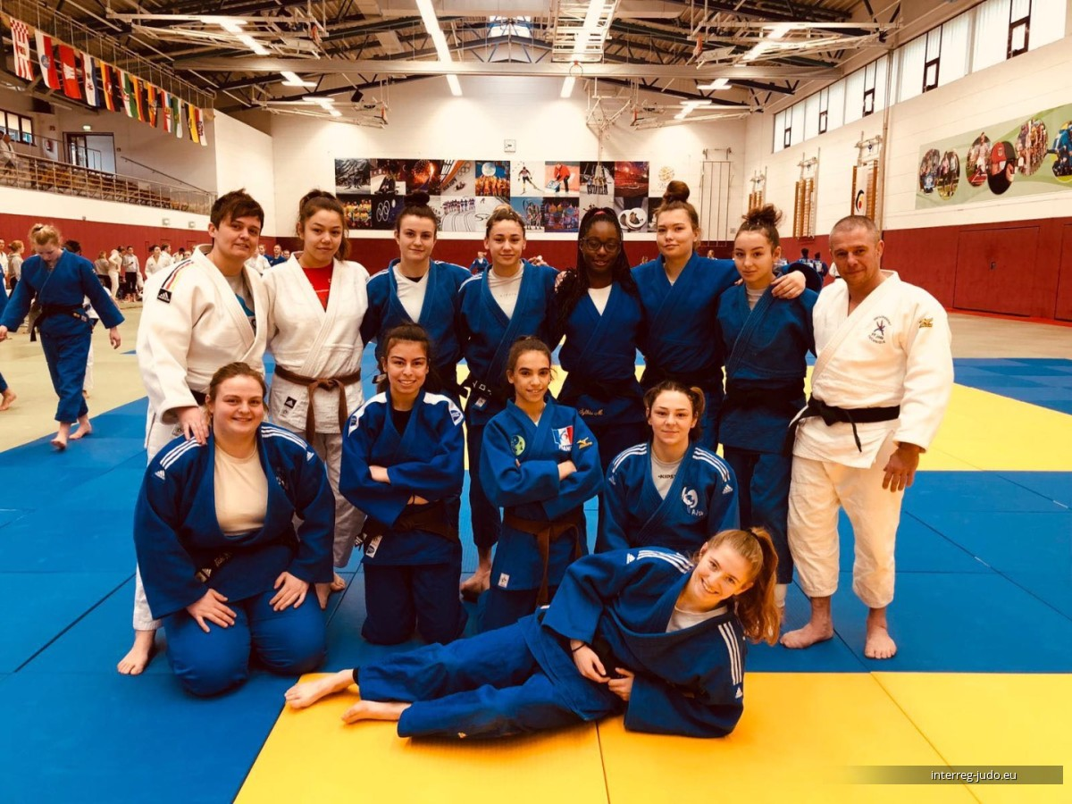 Pictures Interreg Judo Team - TC Bad Blankenburg & Bremen 2019